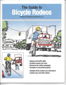 Preview of Bicycle Rodeo Booklet!